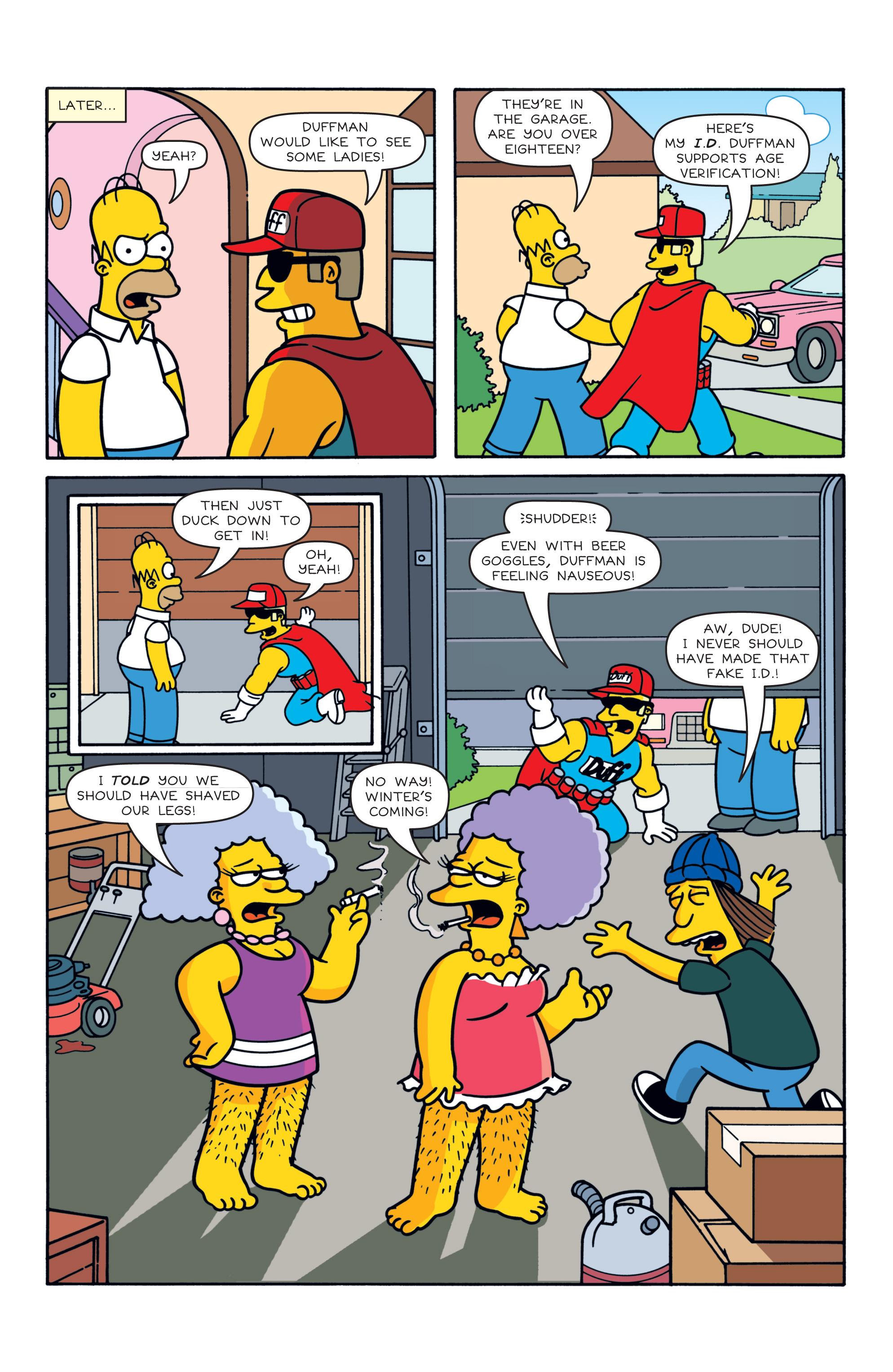 Read online Simpsons Comics comic -  Issue #187 - 13