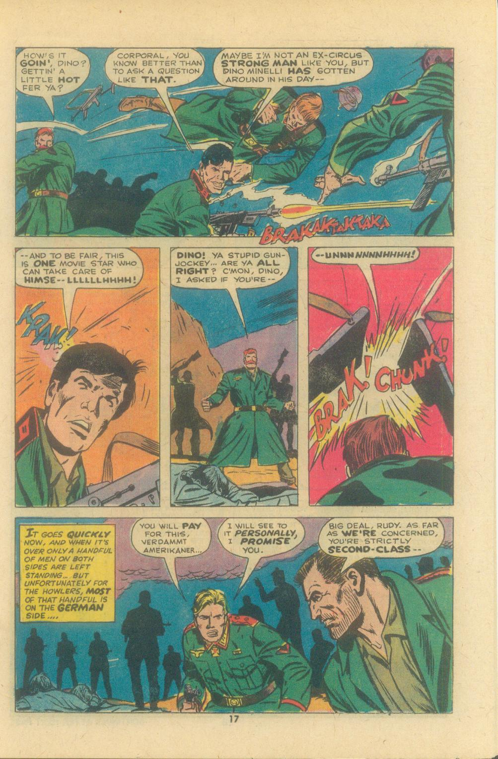 Read online Sgt. Fury comic -  Issue #119 - 19