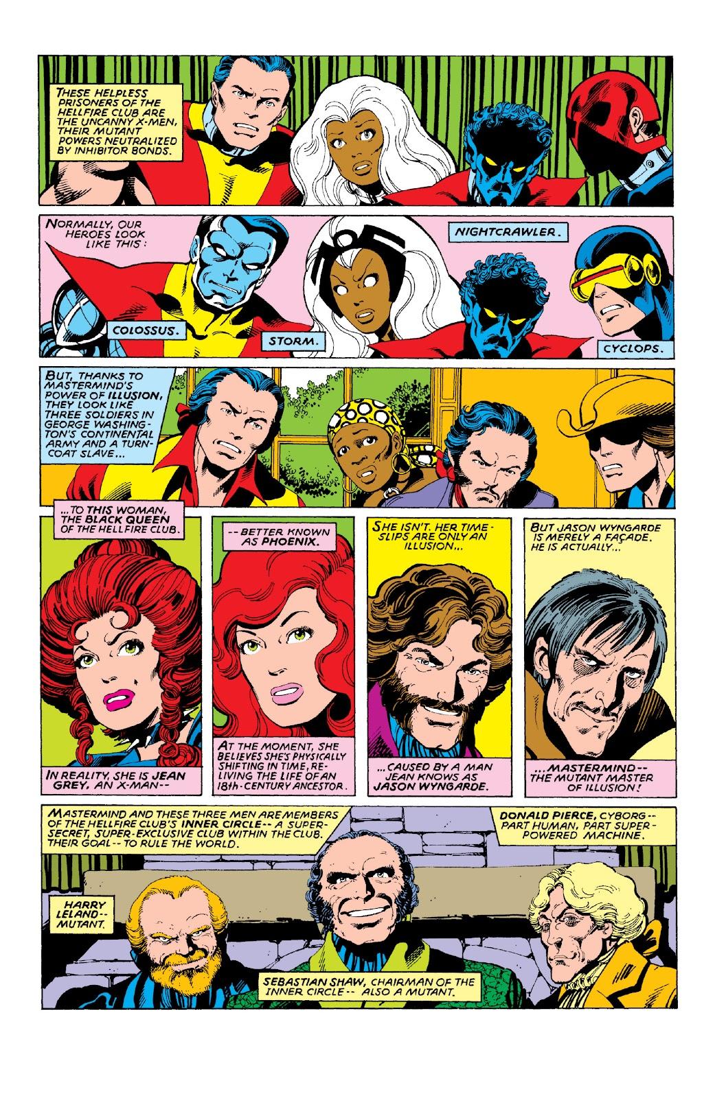 Read online X-Men Milestones: Dark Phoenix Saga comic -  Issue # TPB (Part 1) - 97