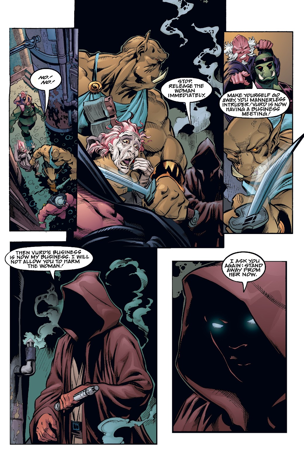Read online Star Wars Legends Epic Collection: The Menace Revealed comic -  Issue # TPB (Part 4) - 42