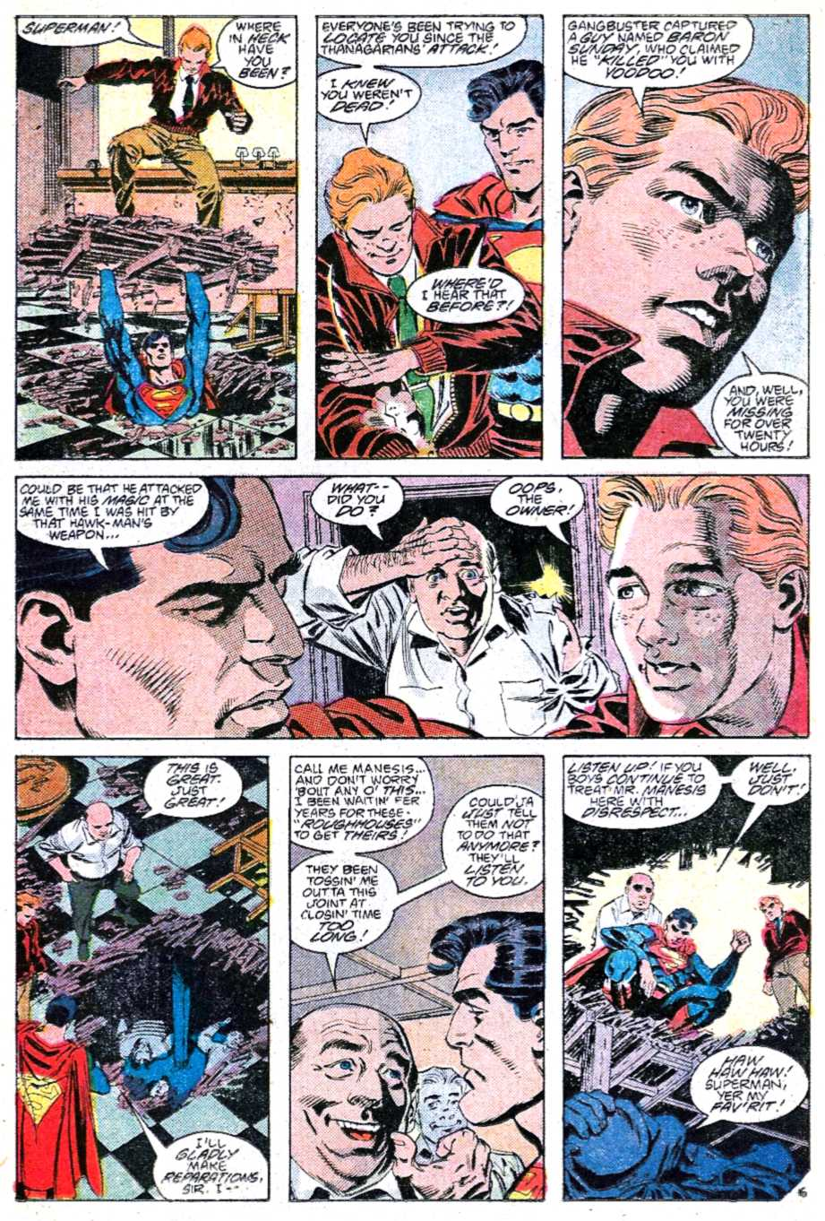 Read online Adventures of Superman (1987) comic -  Issue #449 - 16