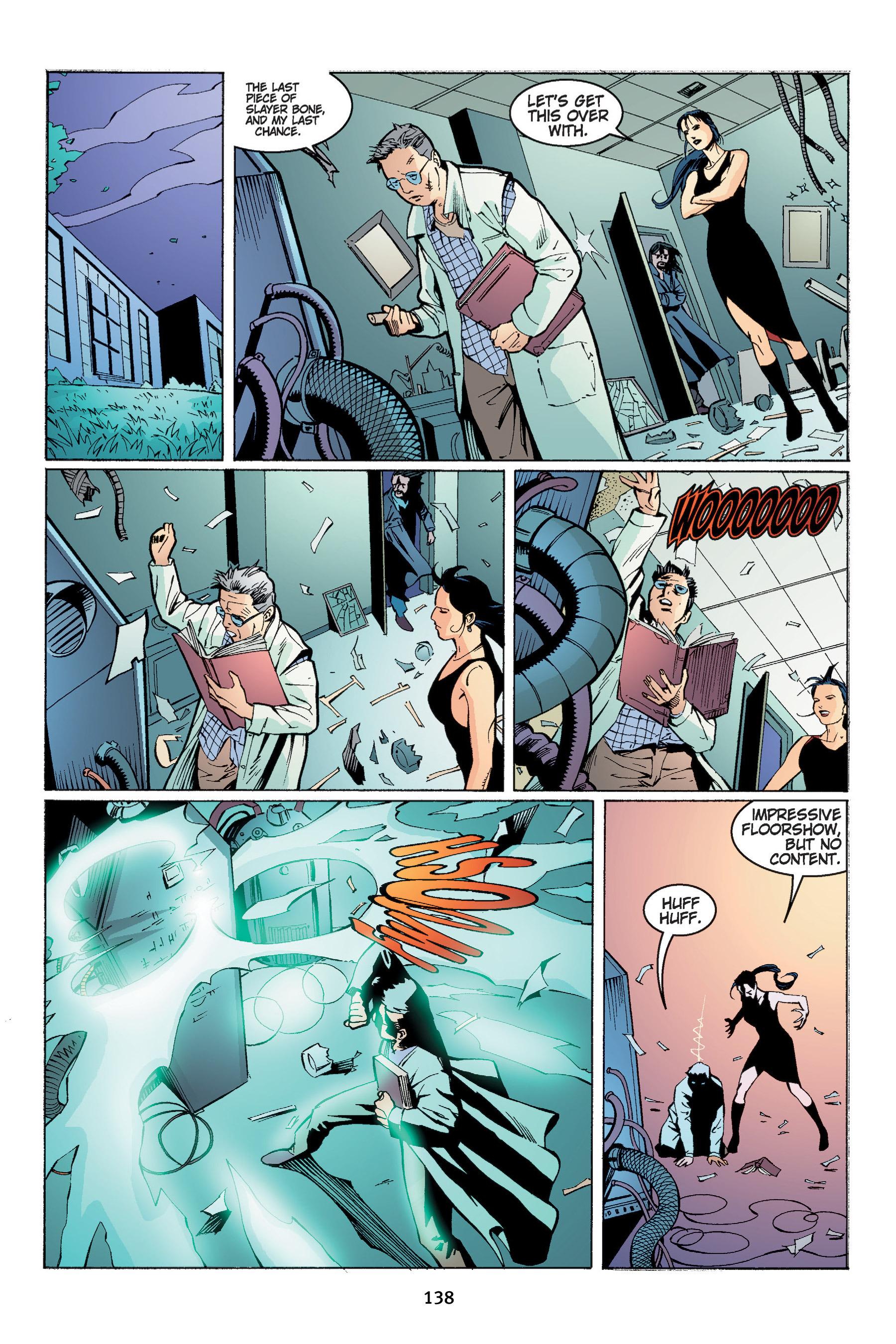 Read online Buffy the Vampire Slayer: Omnibus comic -  Issue # TPB 4 - 139