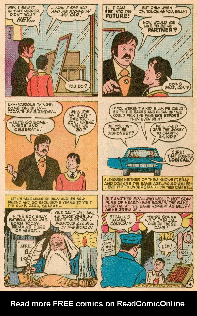 Read online Shazam! (1973) comic -  Issue #4 - 13