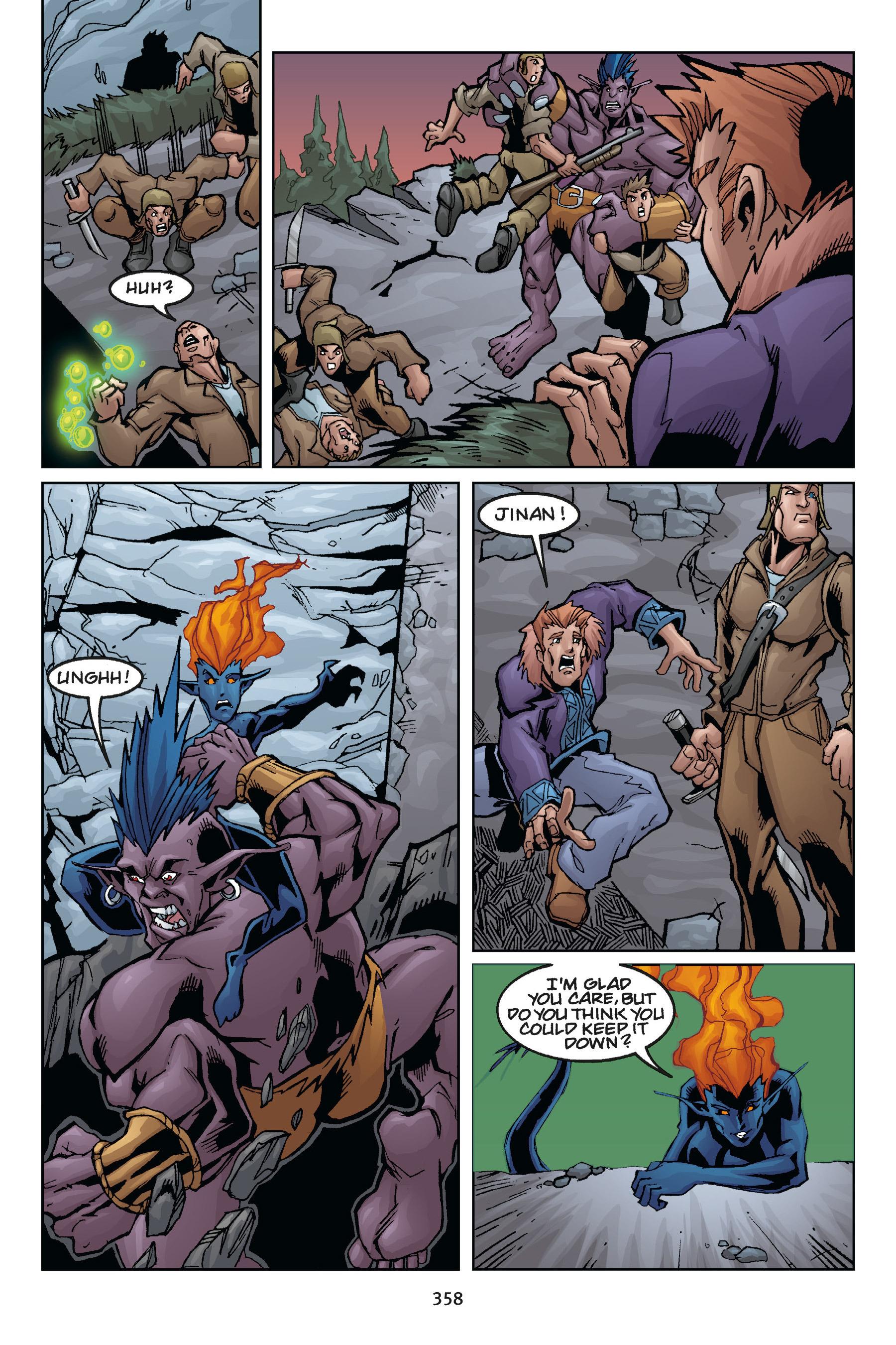 Read online Buffy the Vampire Slayer: Omnibus comic -  Issue # TPB 5 - 356