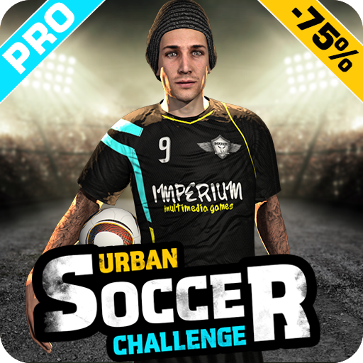 Free Gratis Download Urban Soccer Challenge Pro Android | apk wars