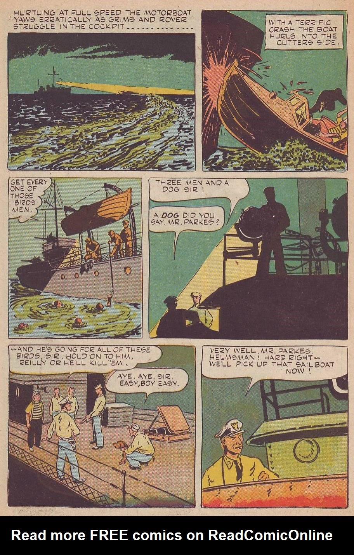 Read online Animal Comics comic -  Issue #25 - 38