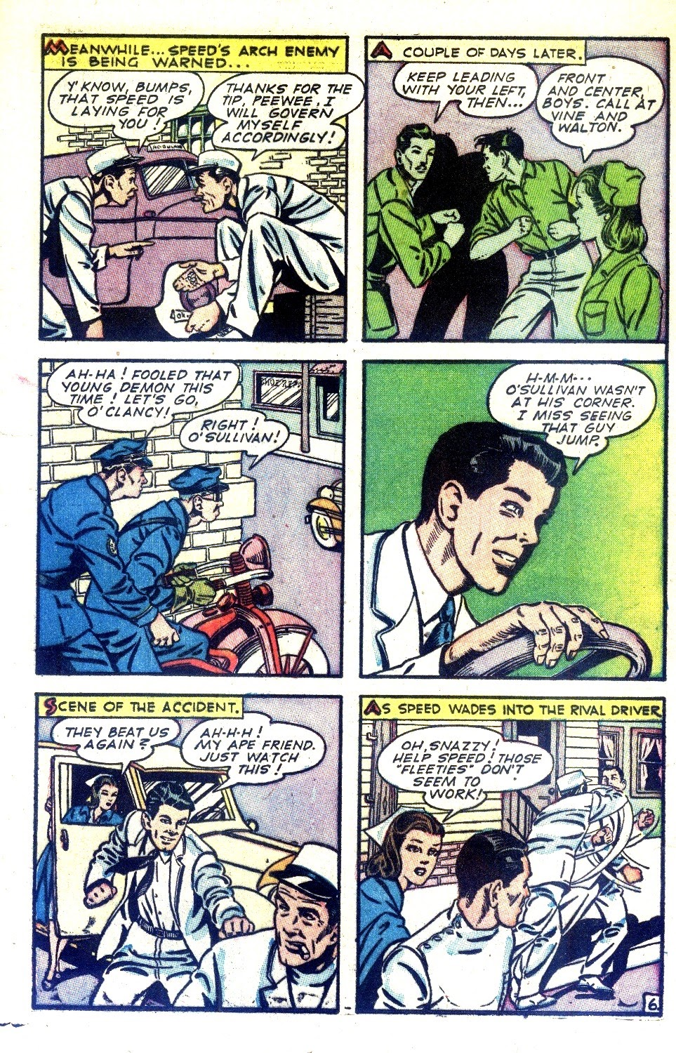 Read online Nellie The Nurse (1945) comic -  Issue #2 - 23