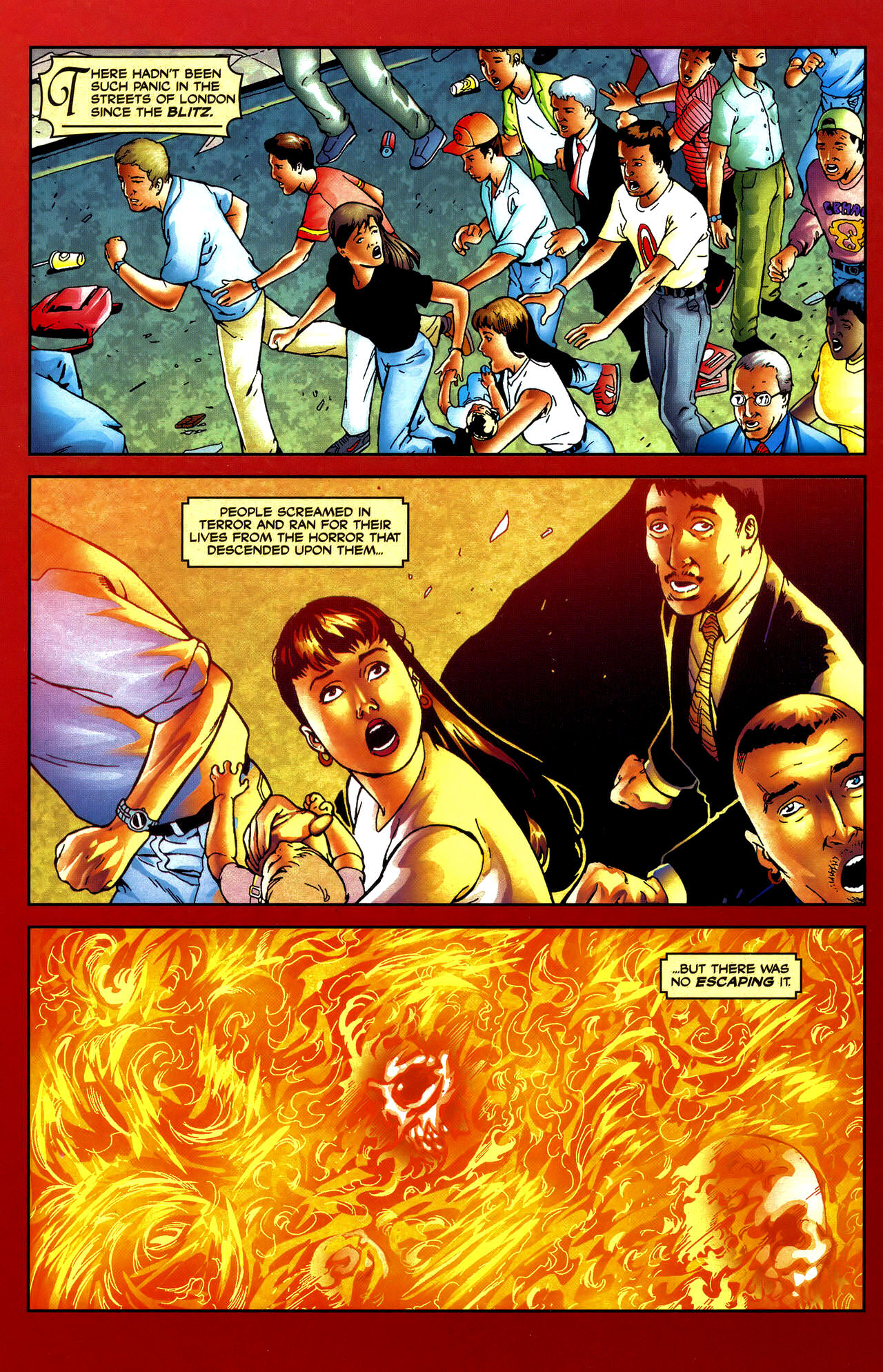 Read online Avengelyne: Dragon Realm comic -  Issue #0.5 - 8