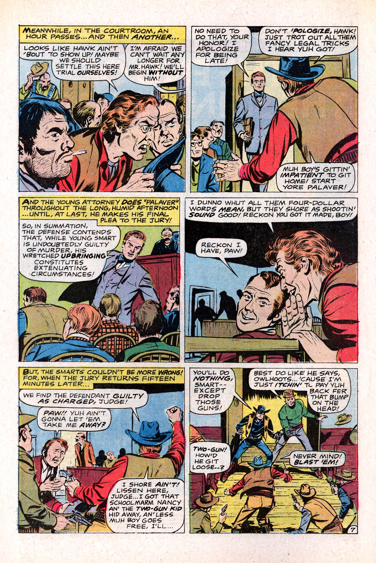 Read online Two-Gun Kid comic -  Issue #98 - 12