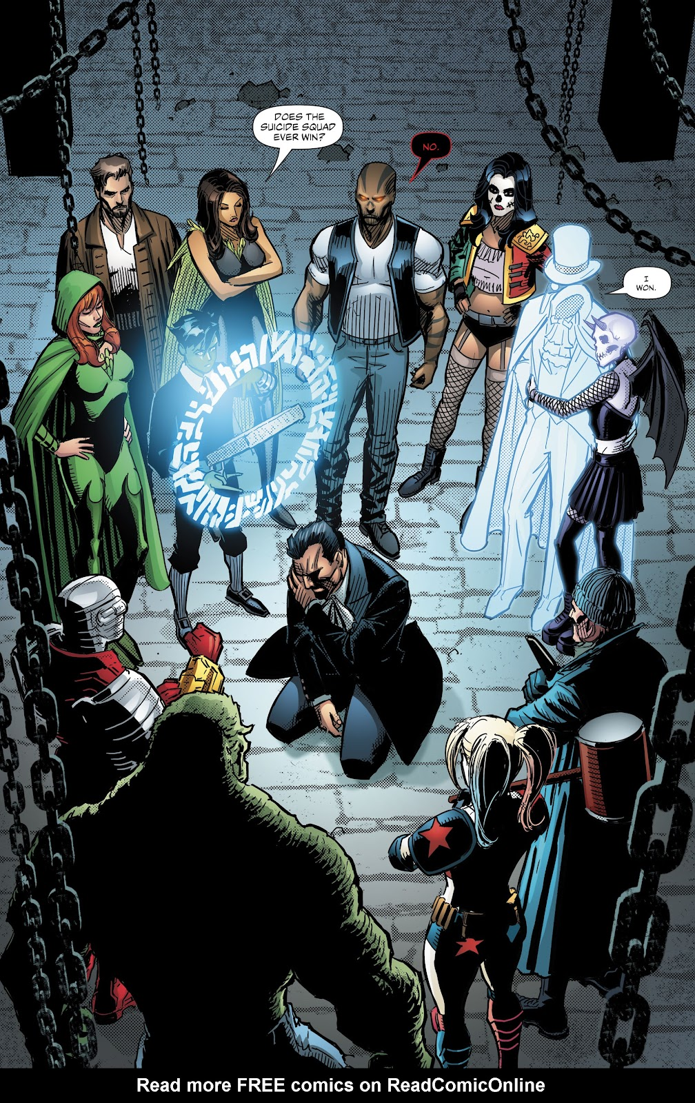 Read online Suicide Squad Black Files comic -  Issue #6 - 39