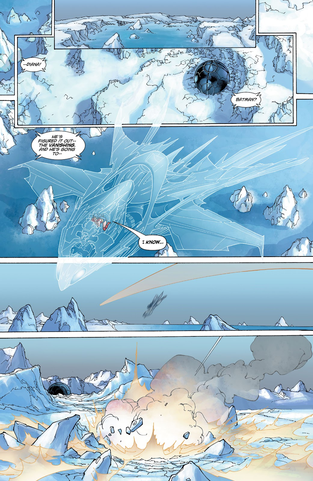 Read online Superman: For Tomorrow comic -  Issue # TPB (Part 2) - 76