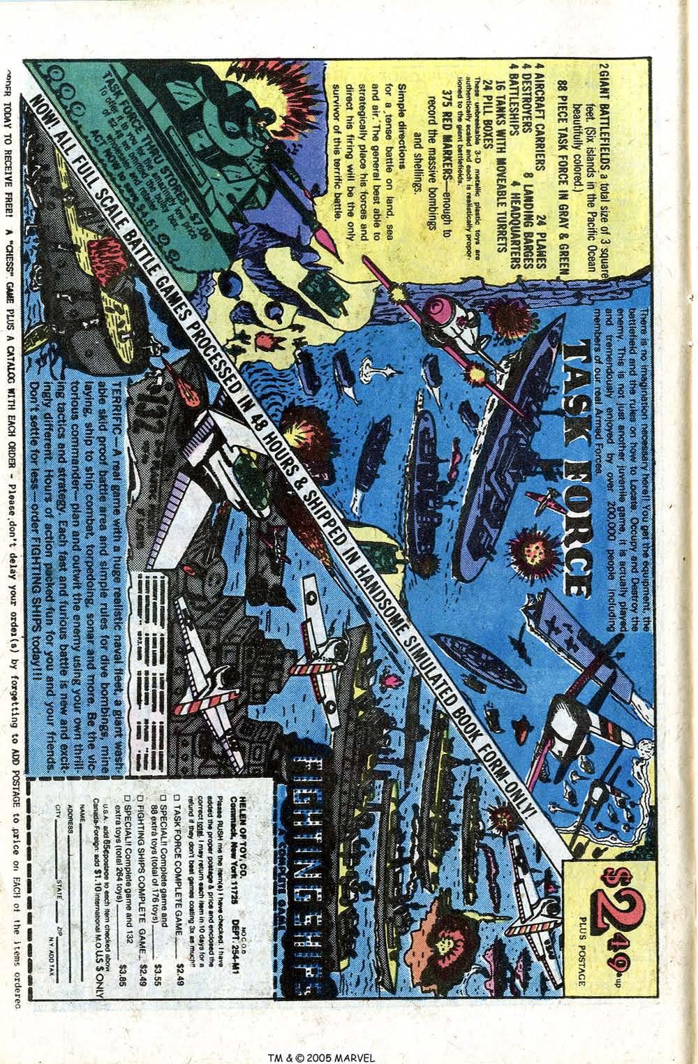 Read online Uncanny X-Men (1963) comic -  Issue # _Annual 4 - 14