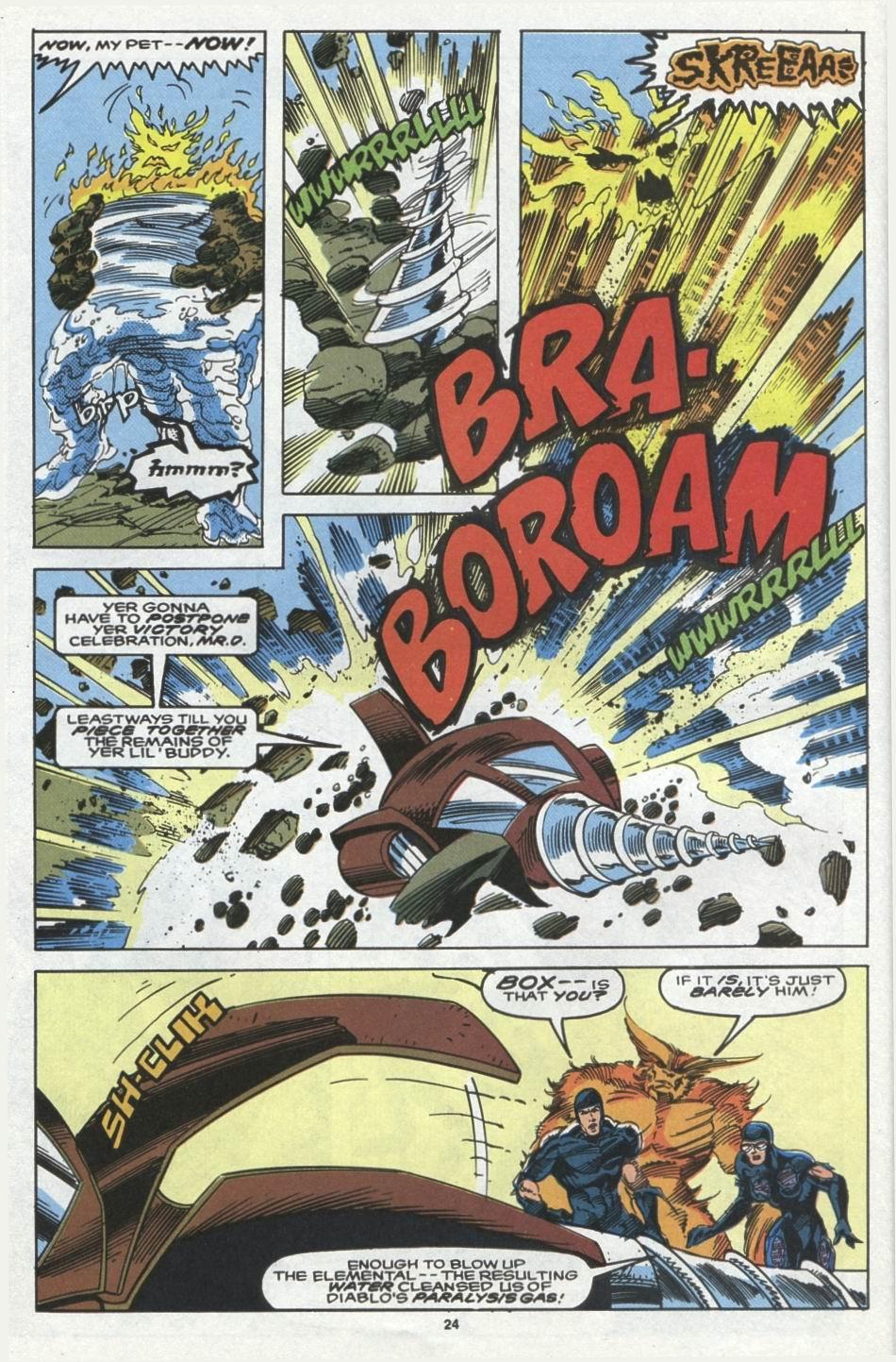 Read online Alpha Flight (1983) comic -  Issue #103 - 19