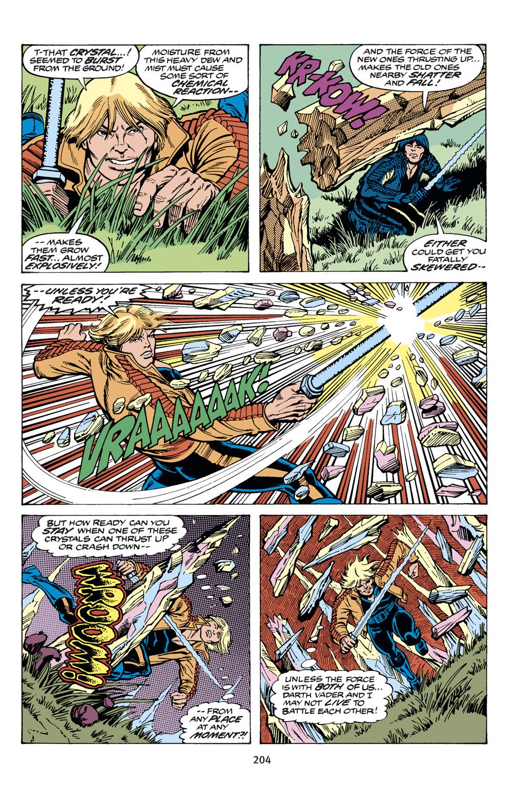 Read online Star Wars Omnibus comic -  Issue # Vol. 14 - 203