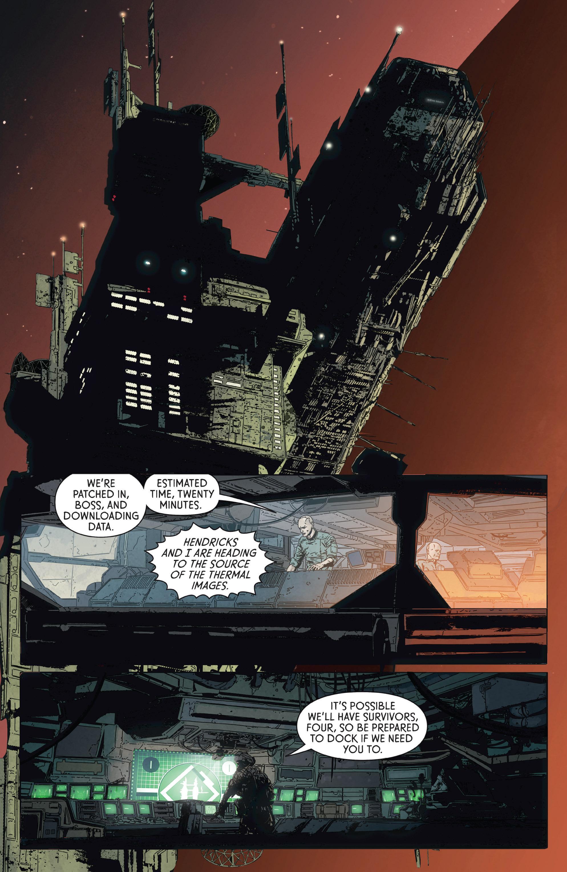 Read online Aliens: Defiance comic -  Issue #2 - 15