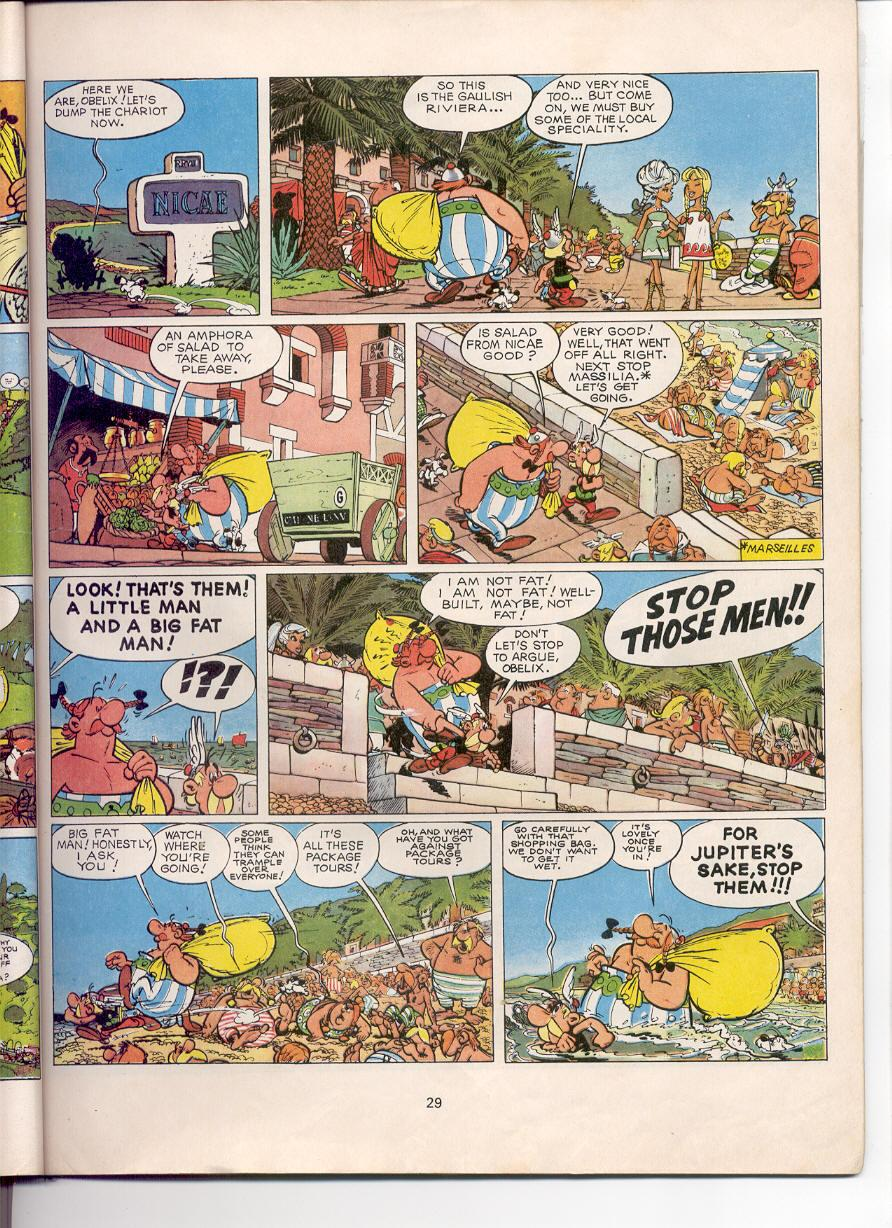 Asterix issue 5 - Page 26