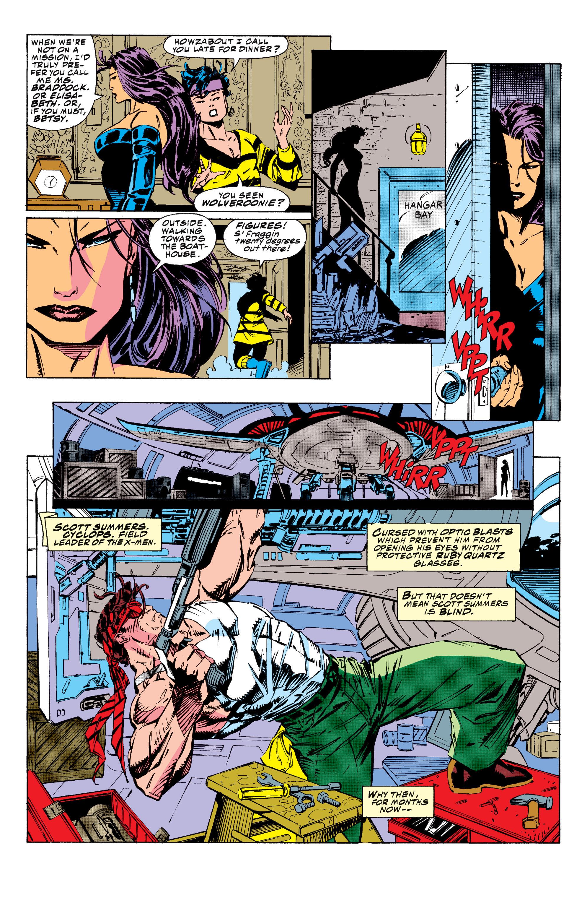 X-Men (1991) 20 Page 5
