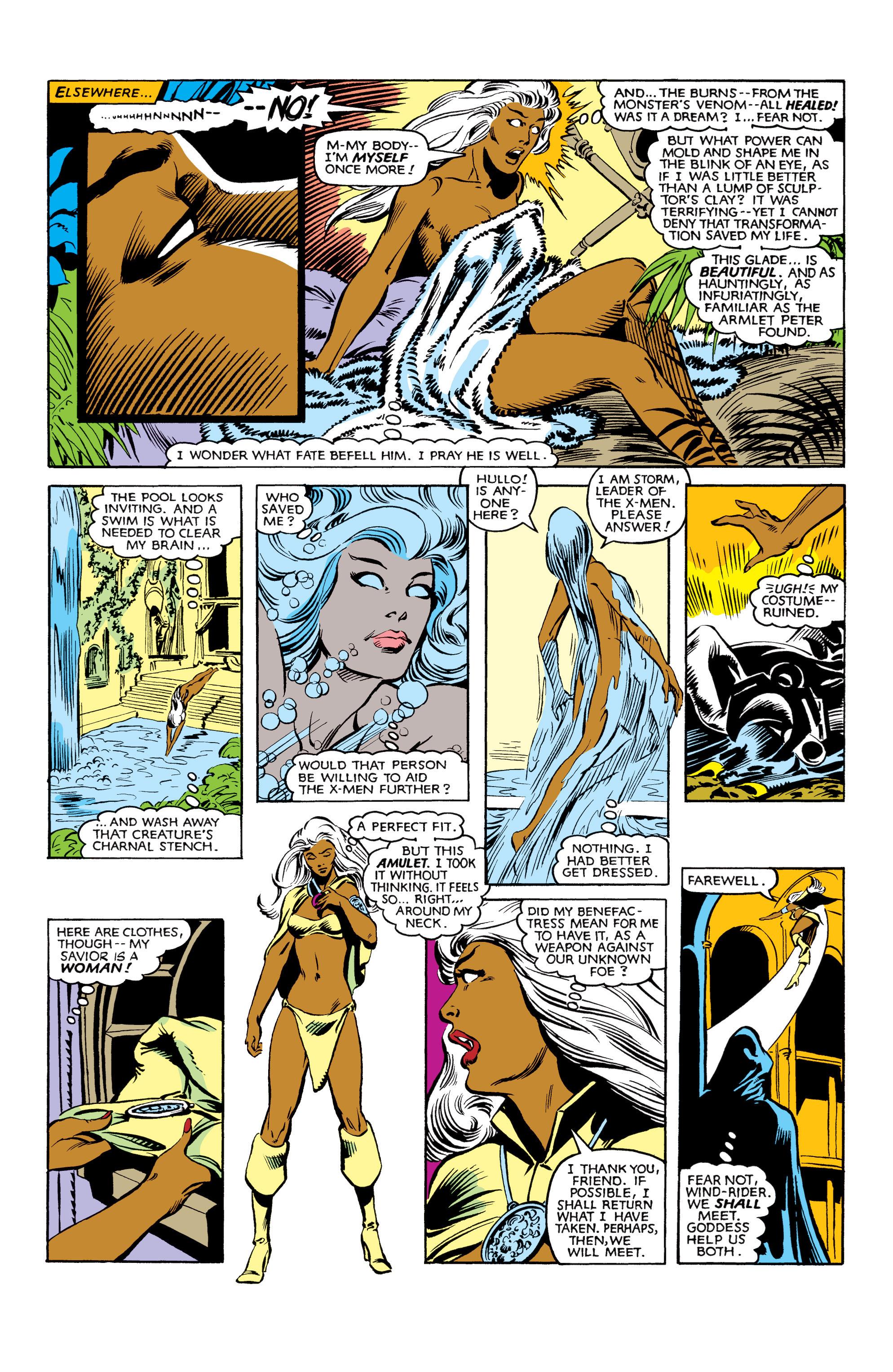 Read online Uncanny X-Men (1963) comic -  Issue #160 - 12