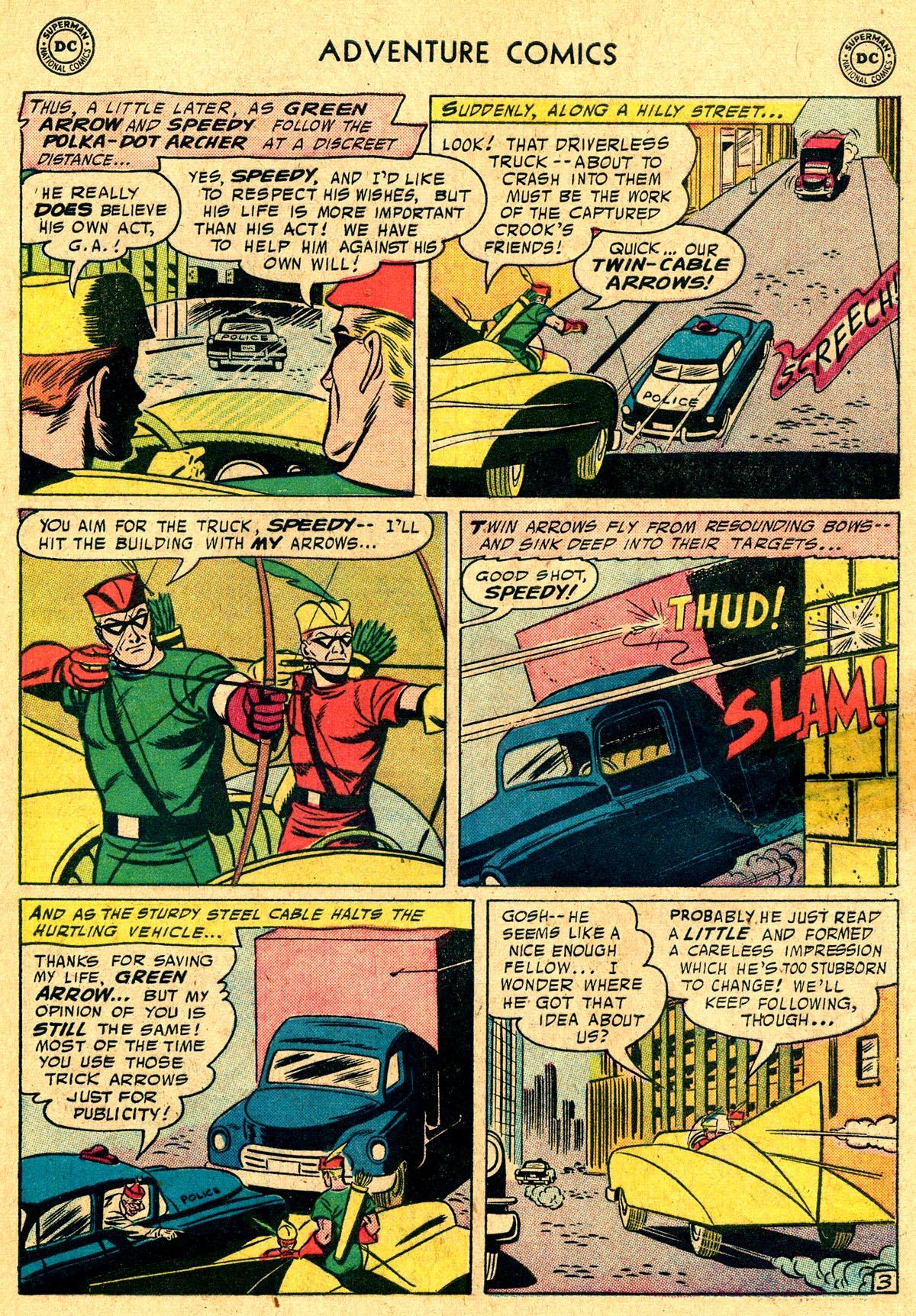 Read online Adventure Comics (1938) comic -  Issue #238 - 29