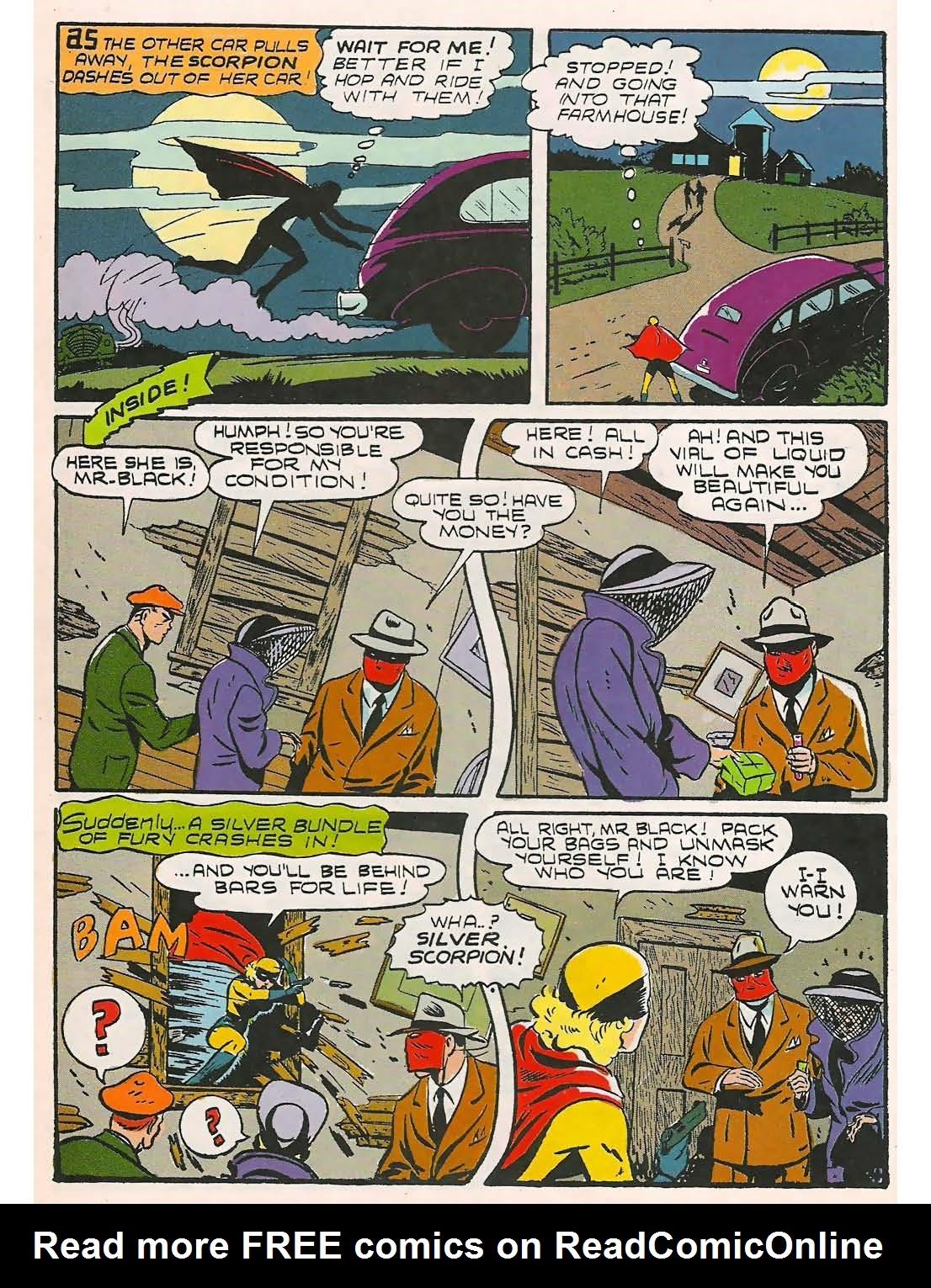 Read online Comedy Comics (1942) comic -  Issue #9 - 5