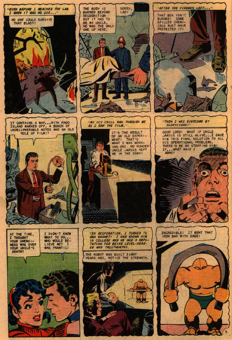 Blue Beetle (1967) issue 2 - Page 8