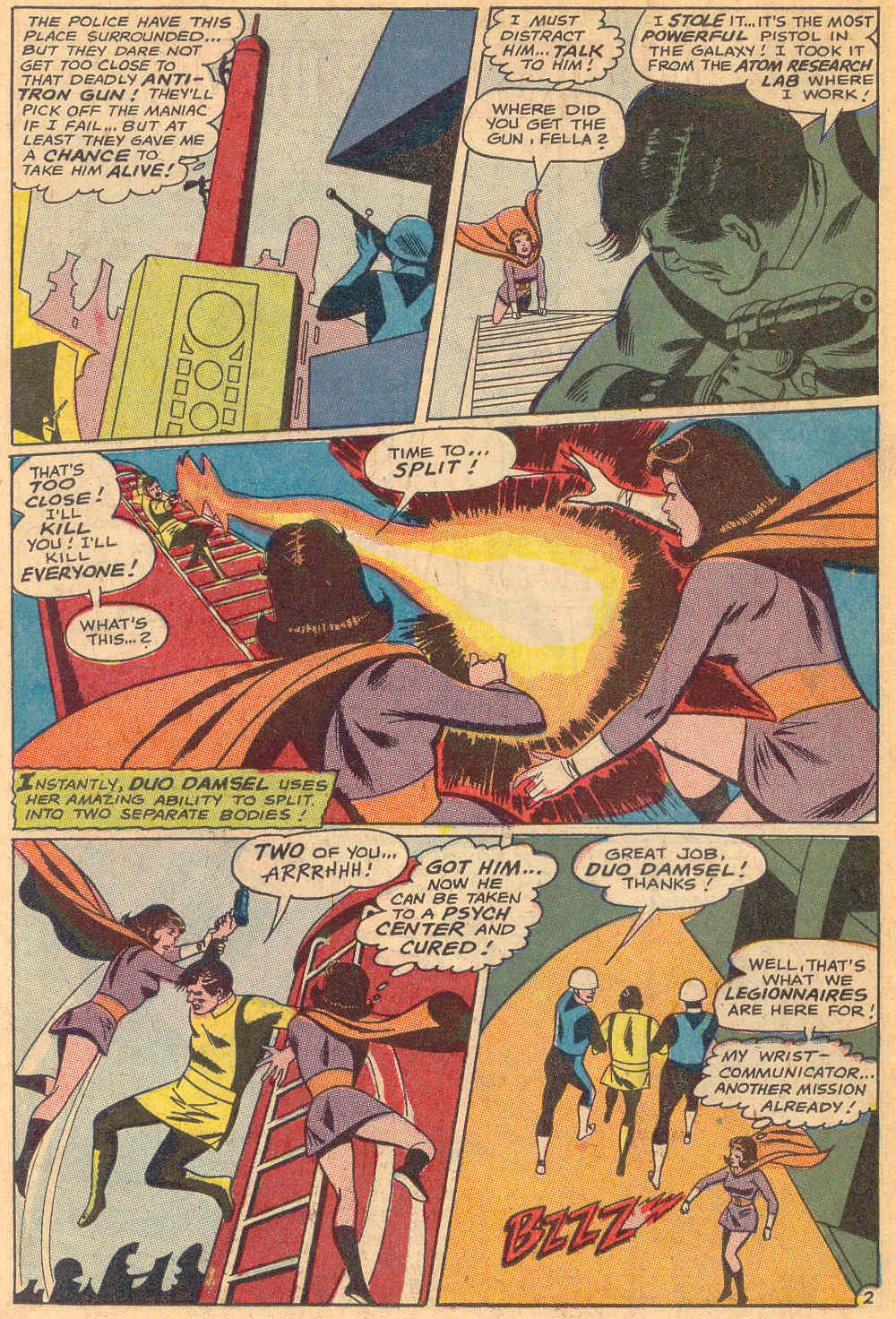 Read online Action Comics (1938) comic -  Issue #380 - 18