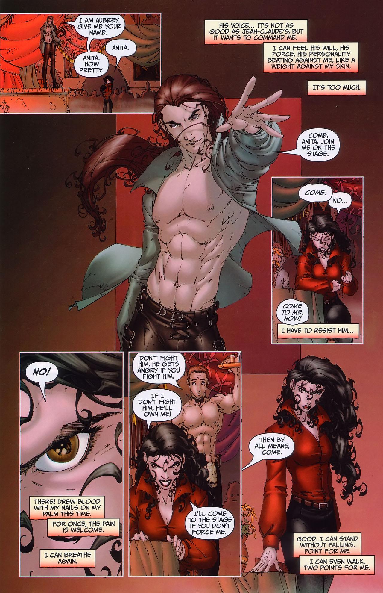 Read online Anita Blake, Vampire Hunter: Guilty Pleasures comic -  Issue #1 - 22