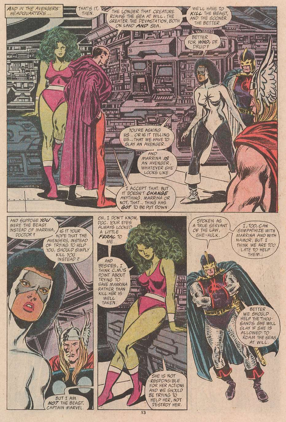 The Avengers (1963) 292 Page 9