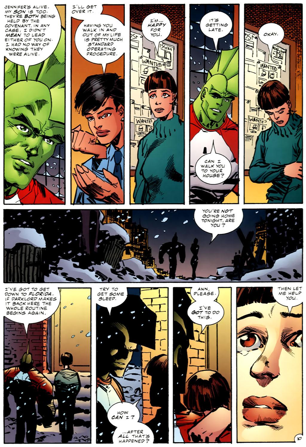 The Savage Dragon (1993) Issue #98 #101 - English 12