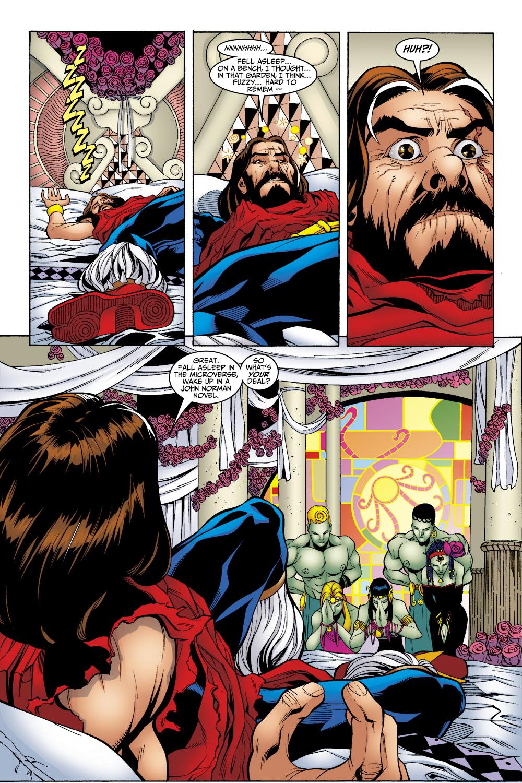 Captain Marvel (1999) Issue #22 #23 - English 8