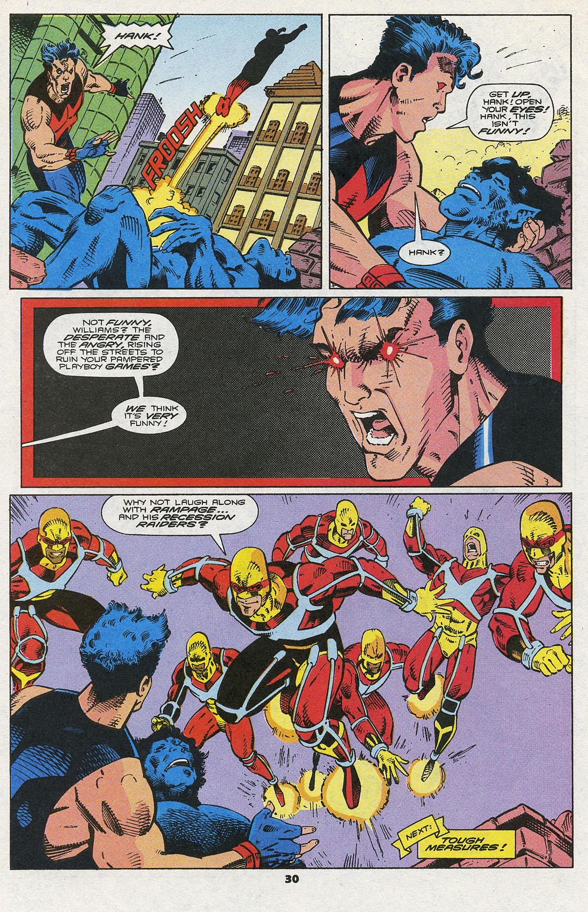 Read online Wonder Man (1991) comic -  Issue #5 - 24