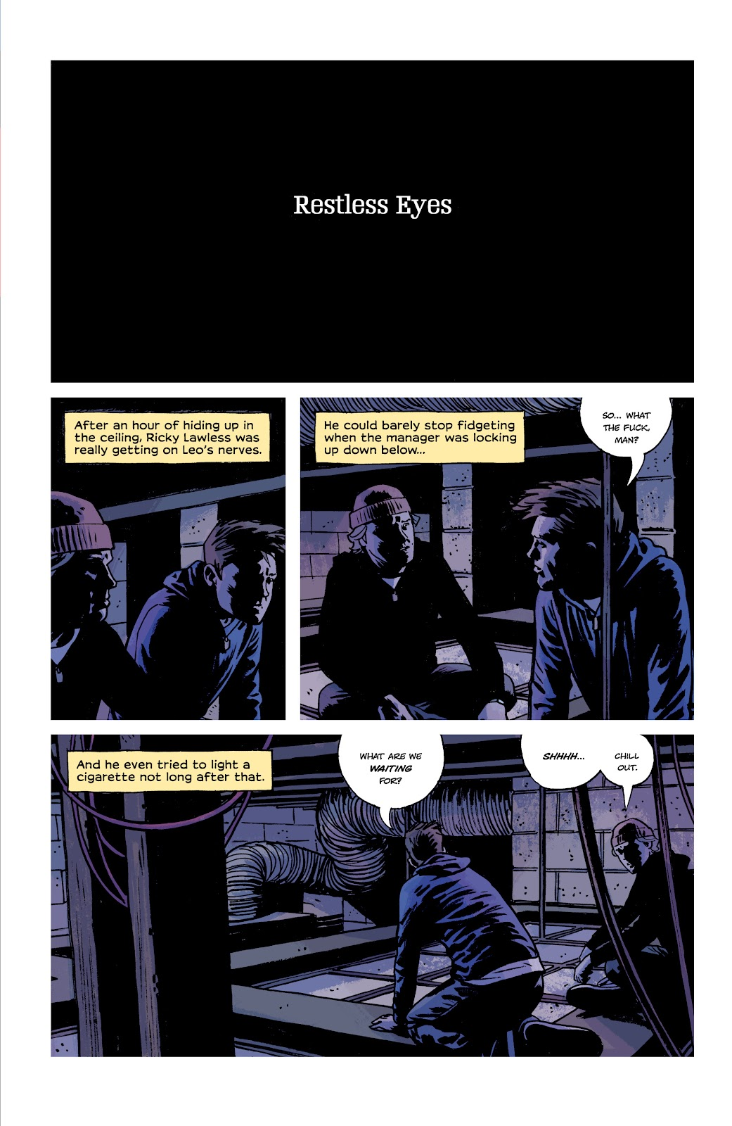 Read online Criminal (2019) comic -  Issue #9 - 3