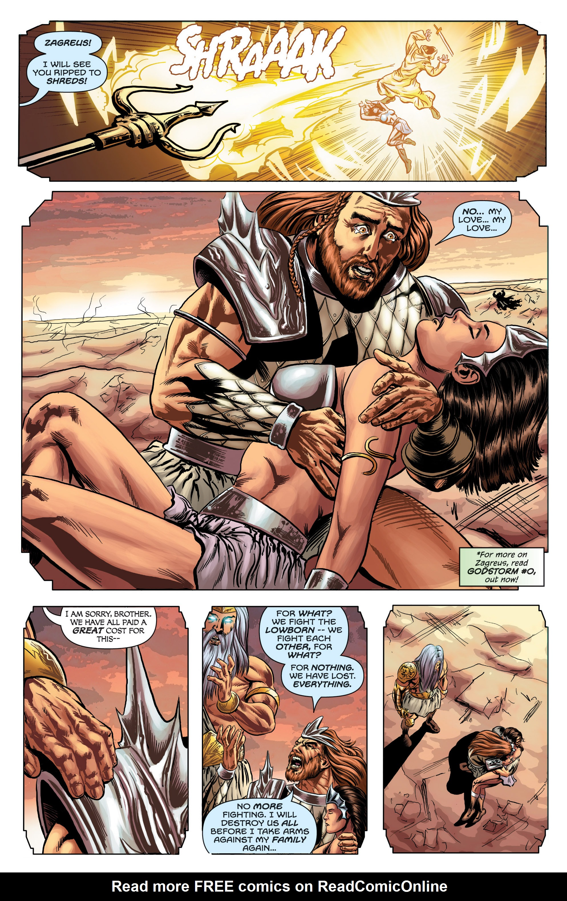 Read online Grimm Fairy Tales presents Grimm Universe comic -  Issue # TPB - 56
