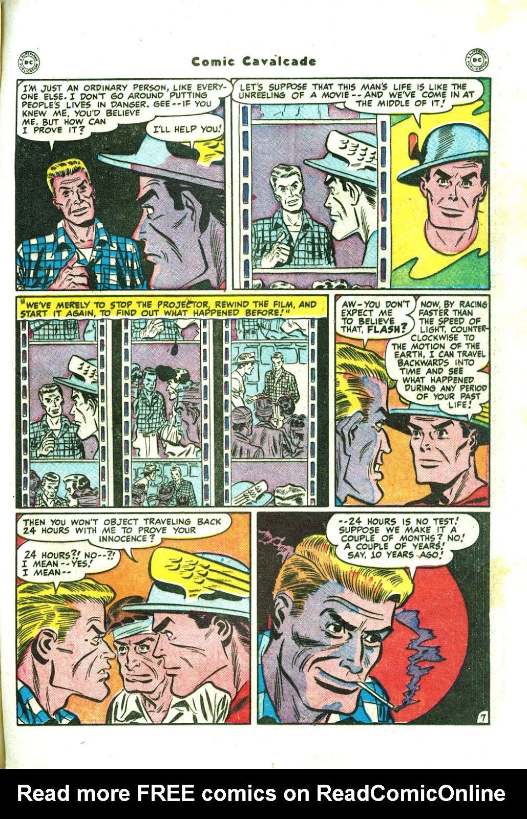 Comic Cavalcade issue 26 - Page 67