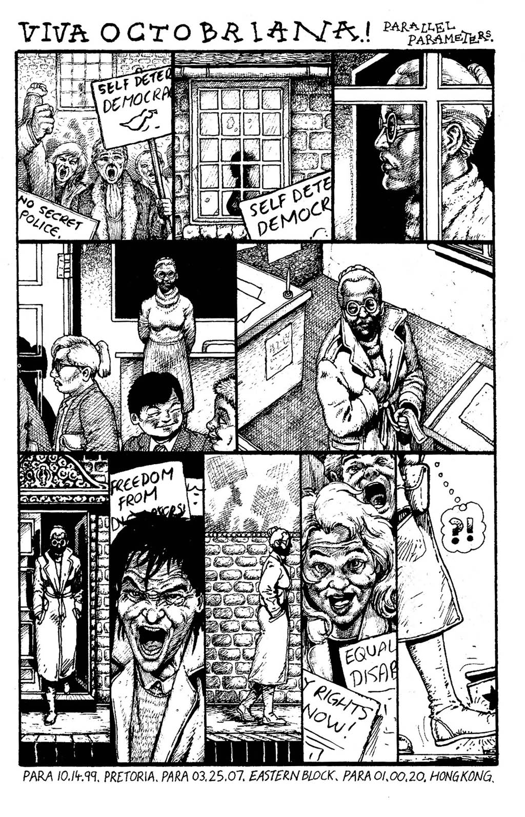 Read online The Adventures of Luther Arkwright comic -  Issue #9 - 29