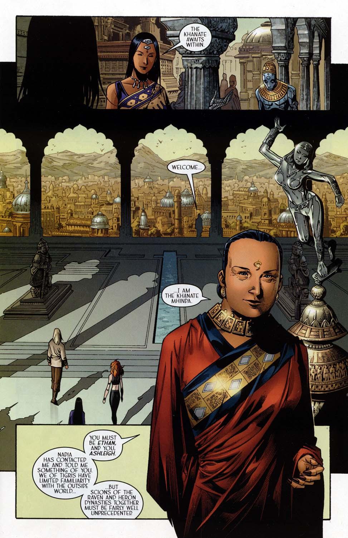 Read online Scion comic -  Issue #32 - 13