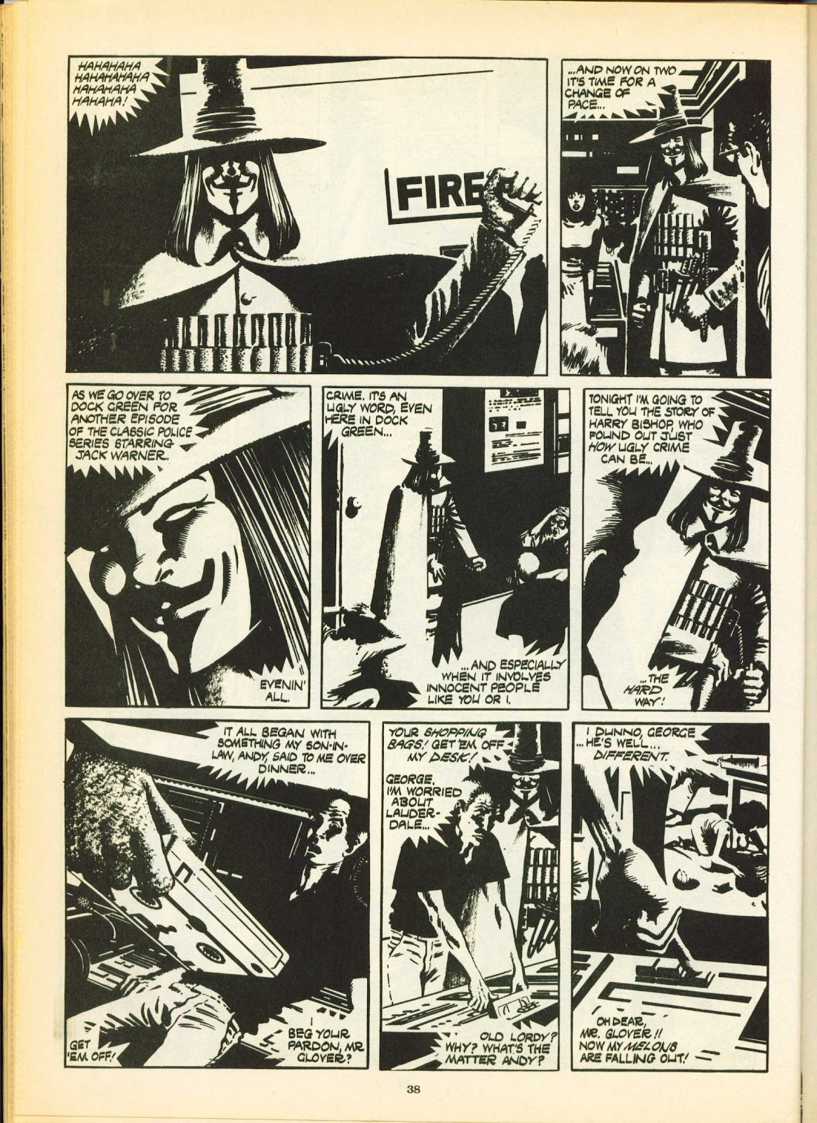 Warrior Issue #15 #16 - English 38