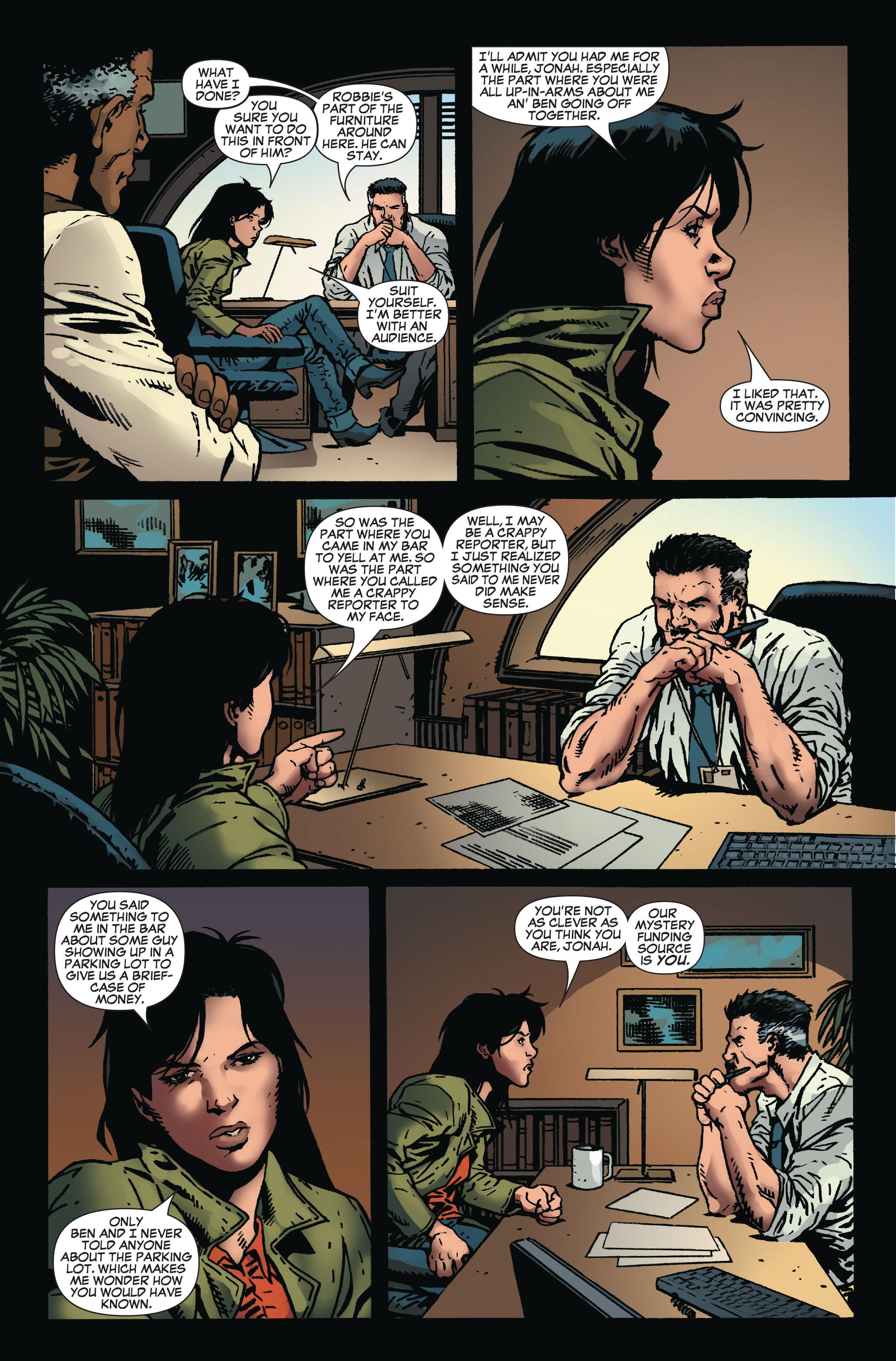 Read online World War Hulk: Front Line comic -  Issue #6 - 21