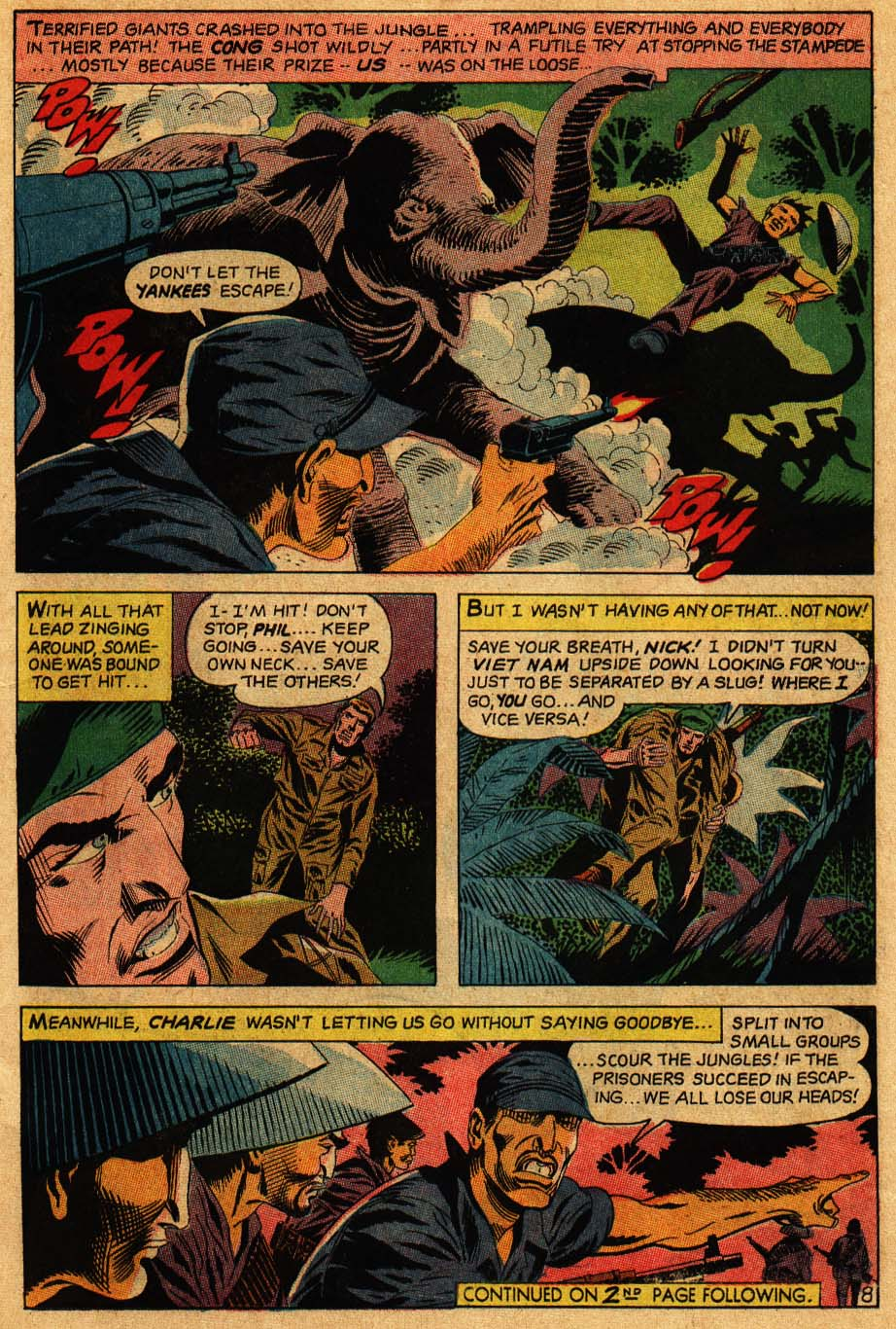 Our Fighting Forces (1954) issue 106 - Page 11