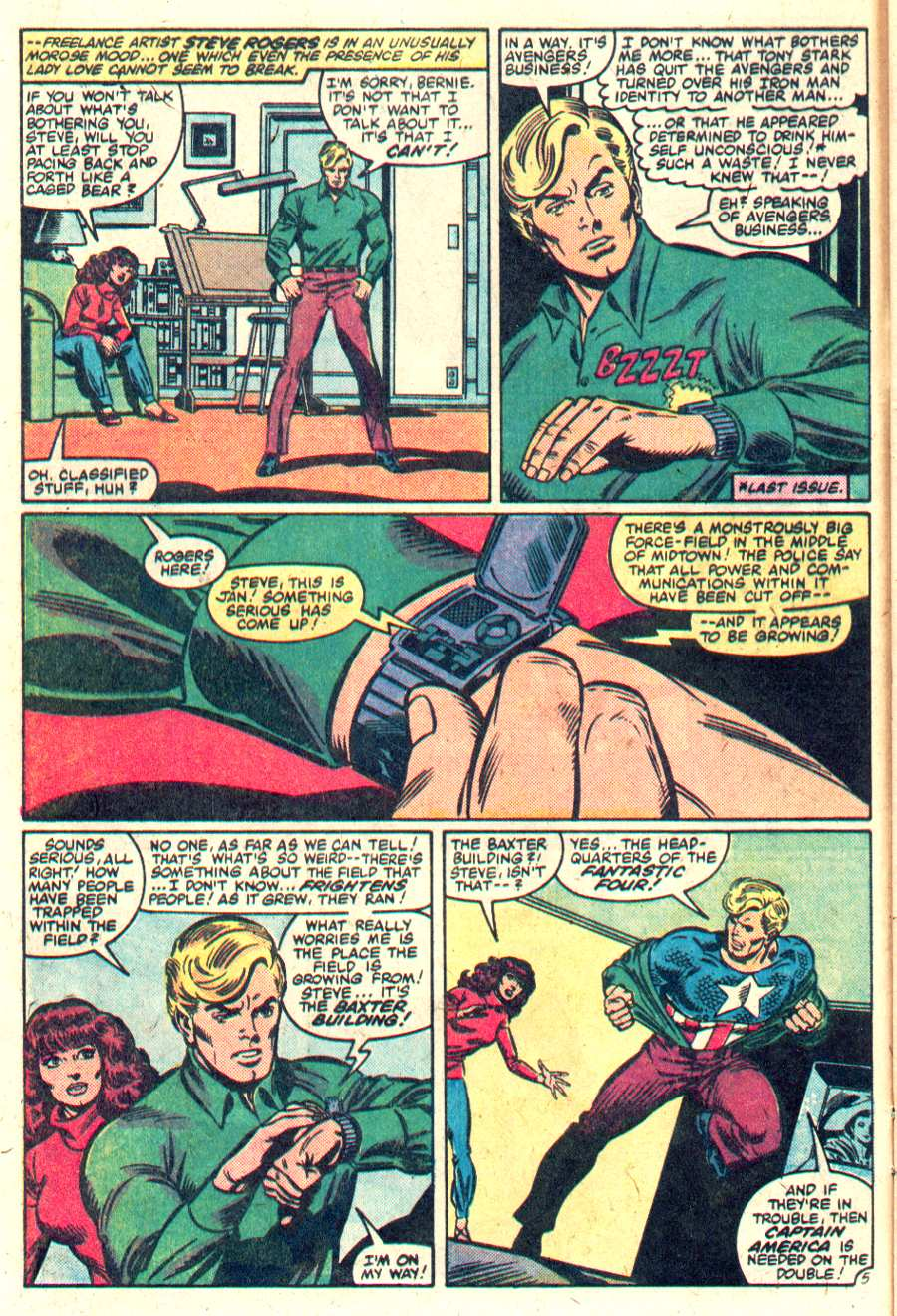 The Avengers (1963) 233 Page 5