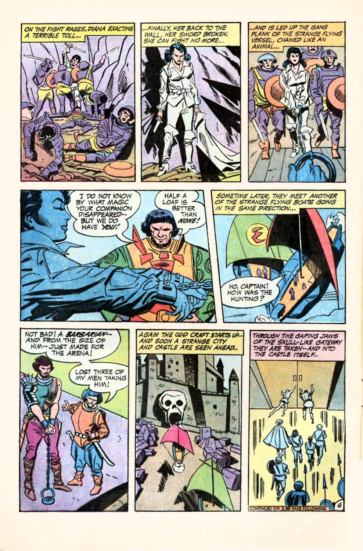 Read online Wonder Woman (1942) comic -  Issue #190 - 8