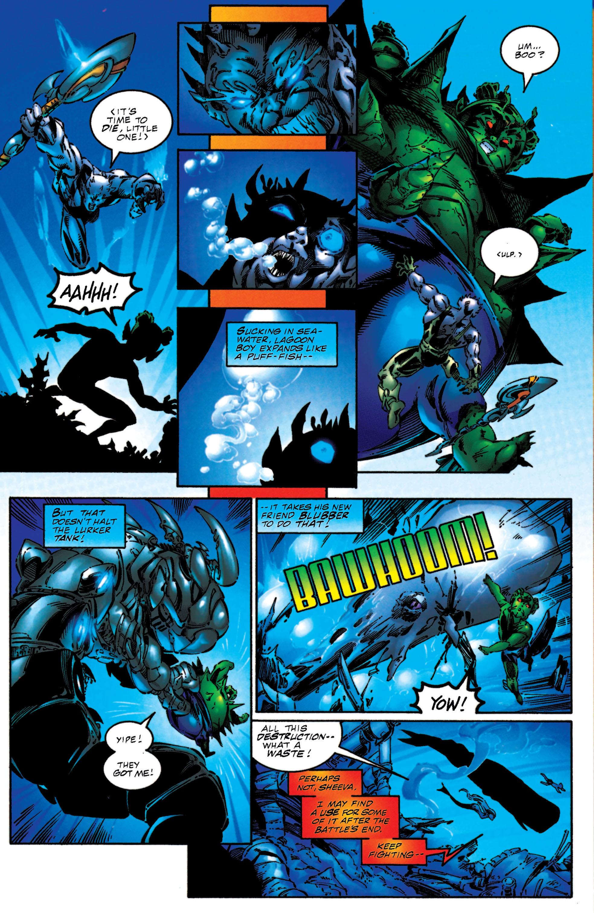 Read online Aquaman (1994) comic -  Issue #51 - 18