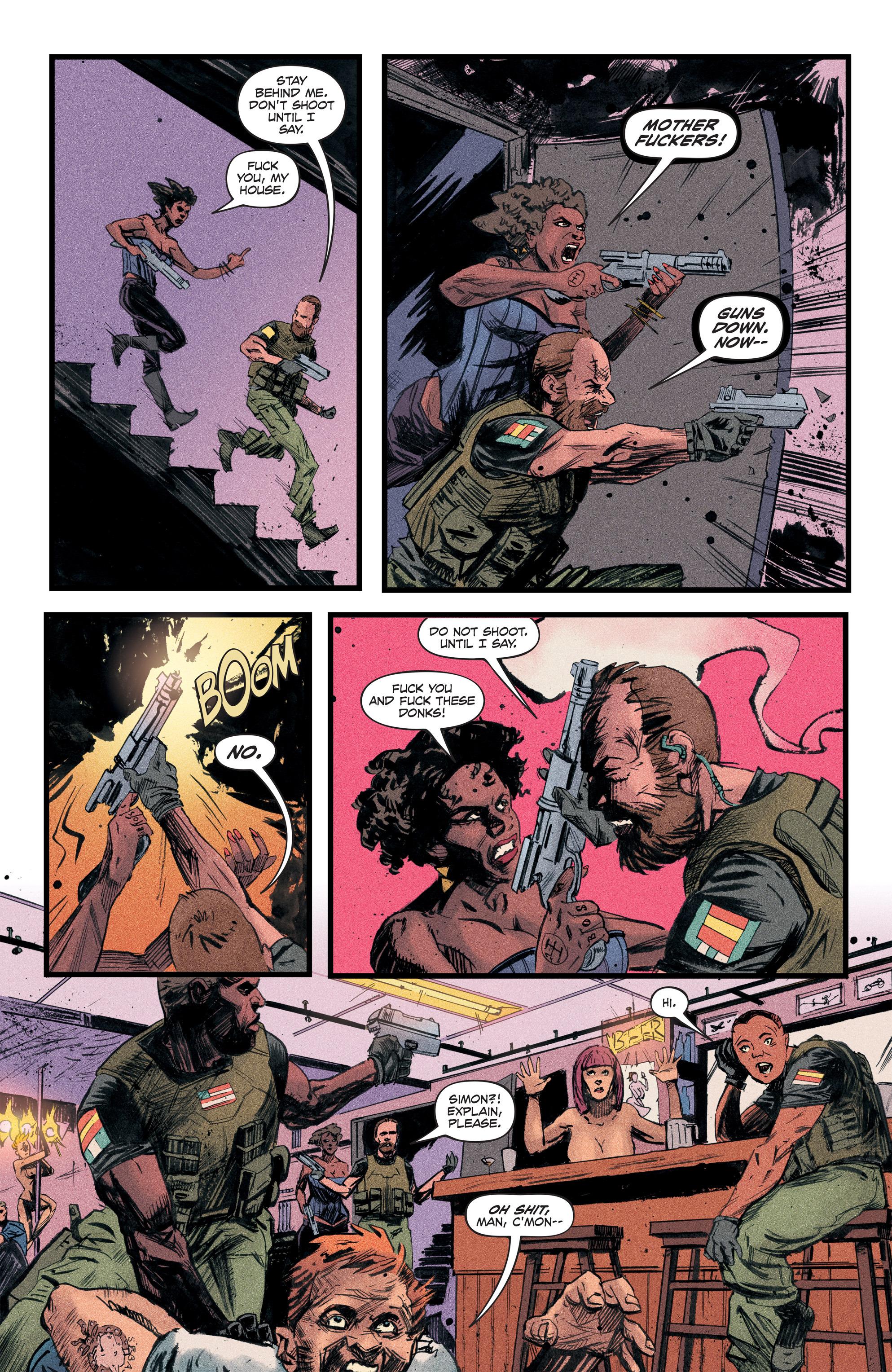 Read online Redline comic -  Issue #2 - 22