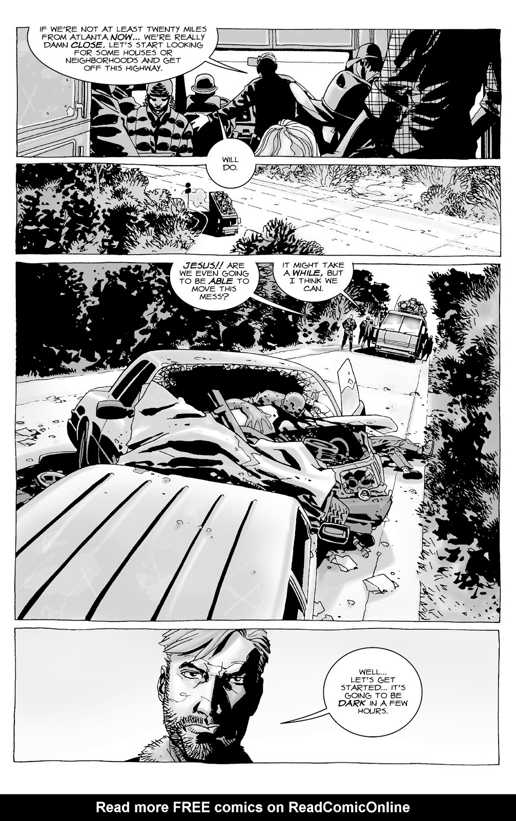 The Walking Dead issue Special - Tyreese Special - Page 26