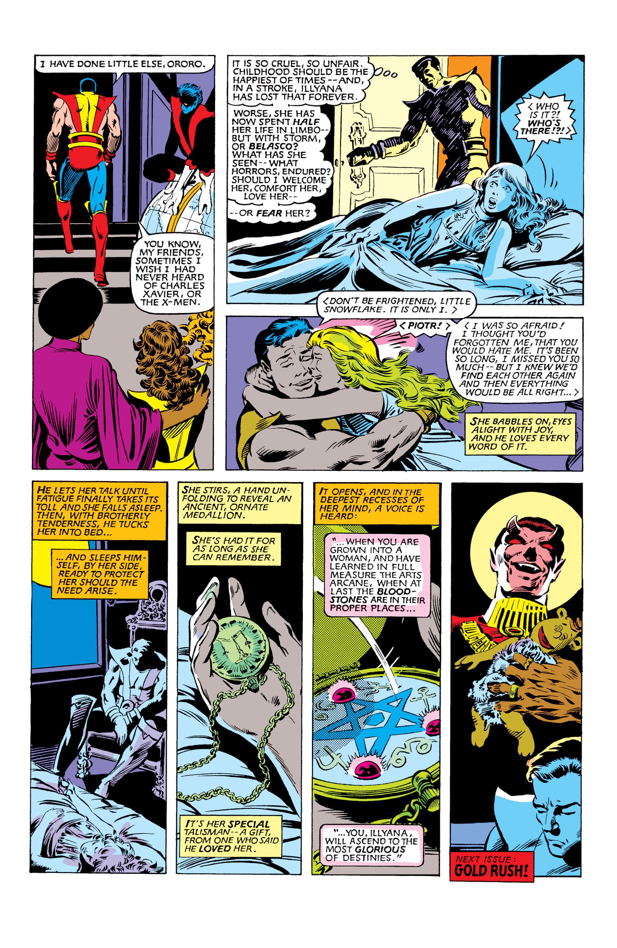 Read online Uncanny X-Men (1963) comic -  Issue #160 - 23