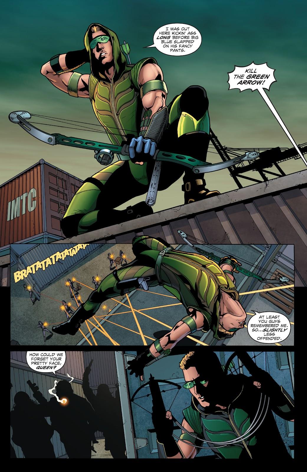 Read online Smallville Season 11 [II] comic -  Issue # TPB 1 - 28