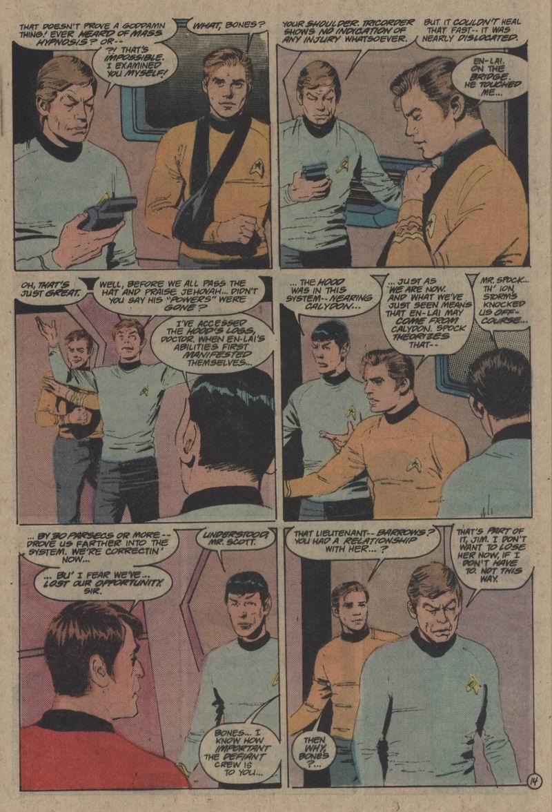 Star Trek (1984) #56 #59 - English 15