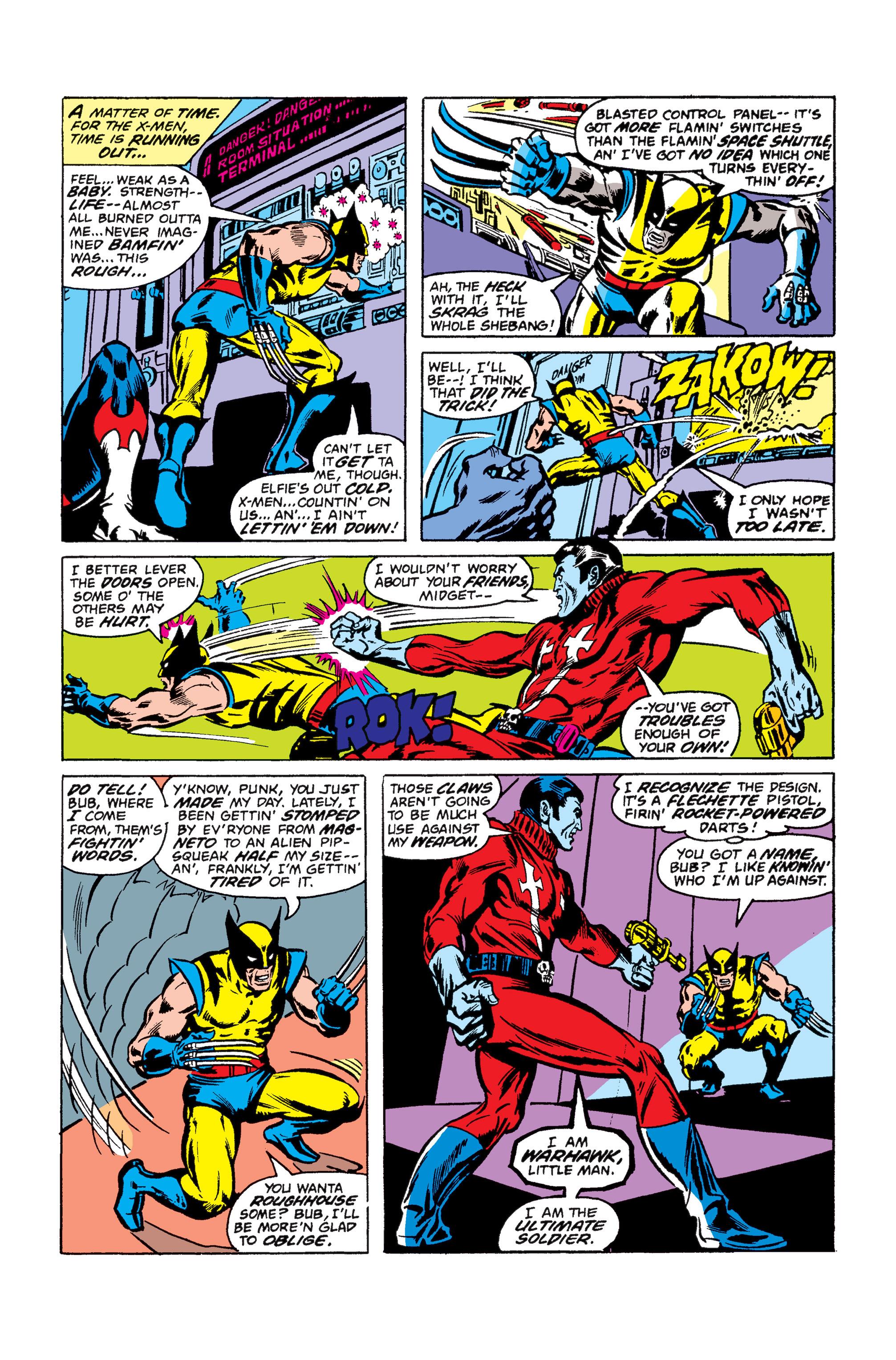 Read online Uncanny X-Men (1963) comic -  Issue #110 - 14