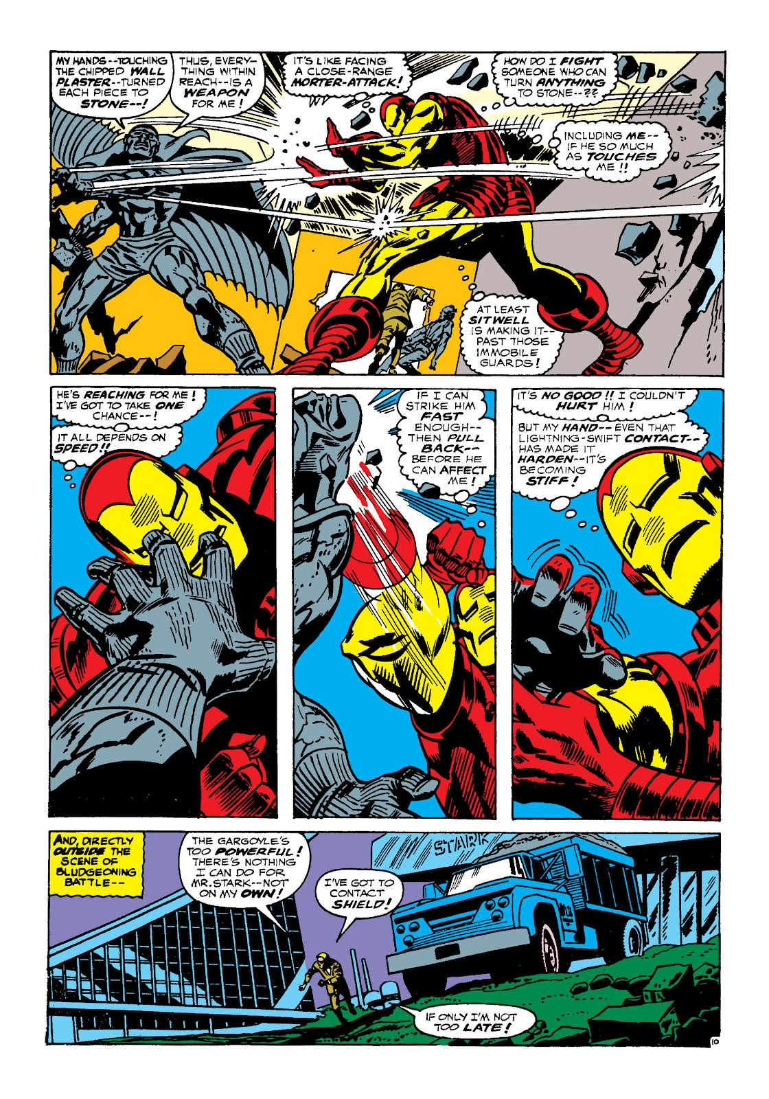 Read online Marvel Masterworks: The Invincible Iron Man comic -  Issue # TPB 4 (Part 2) - 59