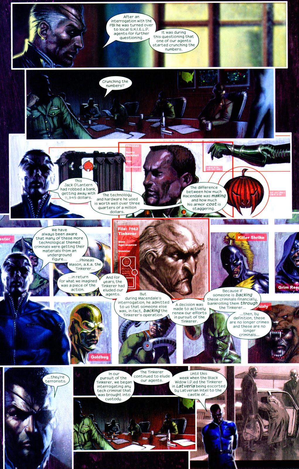 Read online Secret War comic -  Issue #1 - 21
